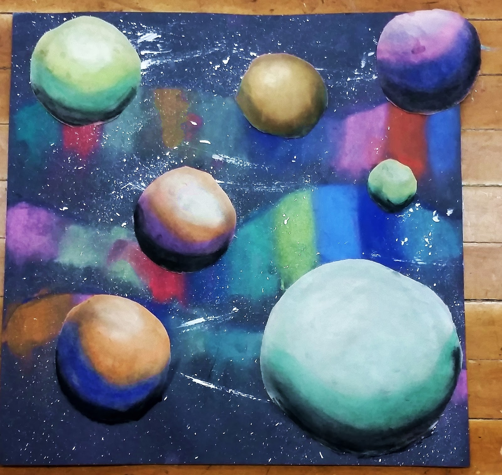 planets for grade 2 - photo #33