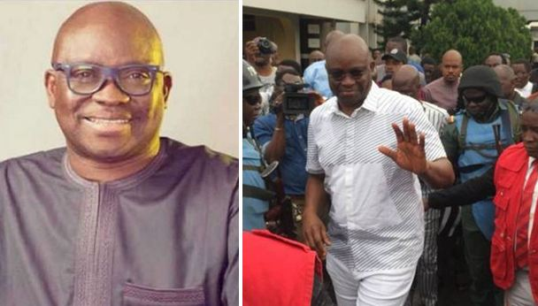 Court grants Fayose ₦50 million bail - Naijaslog