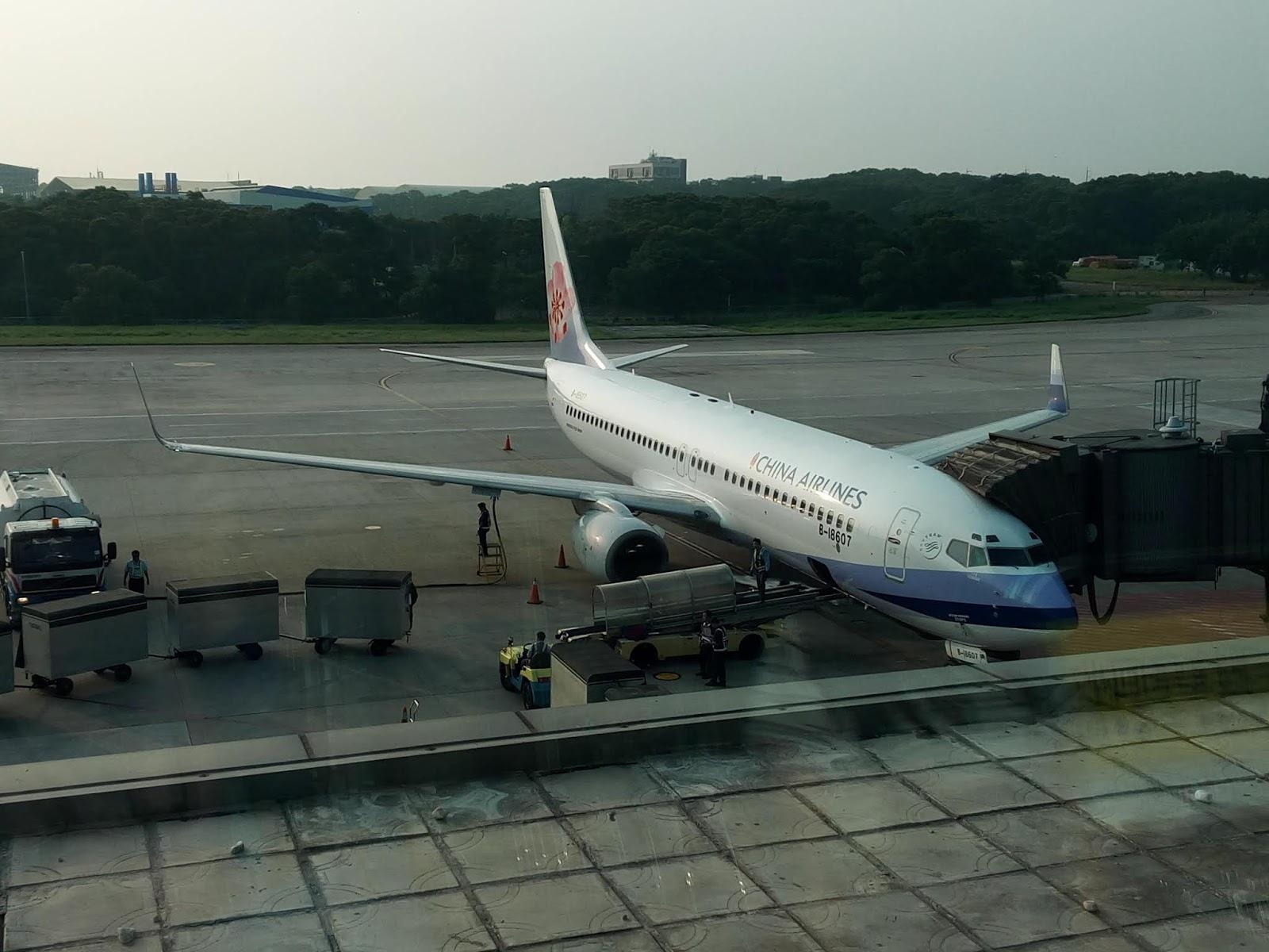 華信航空AE1819