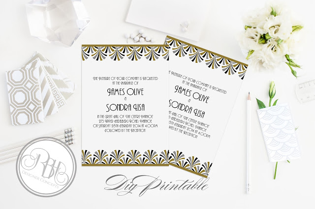 https://www.etsy.com/au/listing/243999442/art-deco-wedding-invite-template-instant