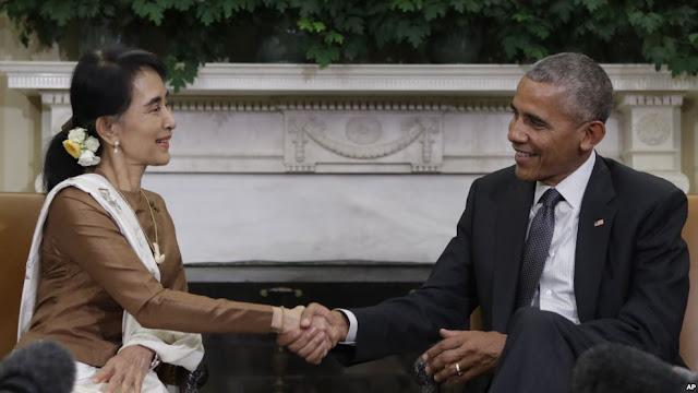 အေမရိကန္ရဲ့ ပထမဆုံးလူမည္းသမၼတကို ၈ ႏွစ္လုံးလုံး အာဏာဖီဆန္ခဲ့တာ ရီပတ္ဘလစ္ကန္ပါတီ တဲ့လား