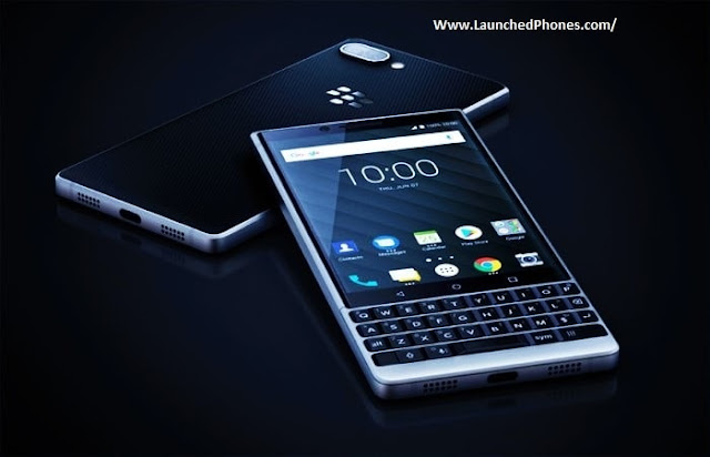 officially launched every bit the upgraded variant of the  BlackBerry KeyTwo 2018 Officially launched