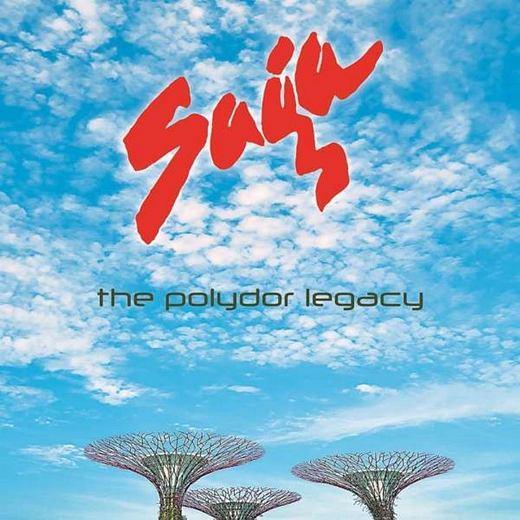 SAGA - The Polydor Legacy [early hits remastered] (2017) full