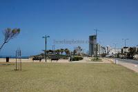 Netanya, Cliff promenade (Ben Ami Blvd)
