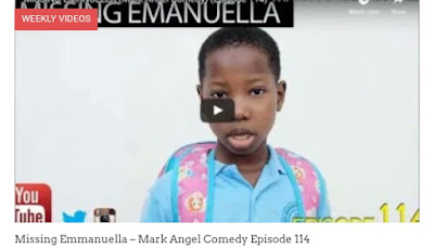Emmanuella x Mark Angel Comedy: Missing Emmanuella - Episode 114