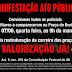 PMs E BMs FAZEM ATO PÚBLICO NO PRÓXIMO DIA 07