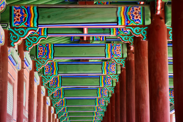 what to see in korea