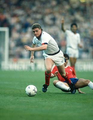 Inglaterra y Chile en Rous Cup, 23 de mayo de 1989