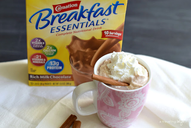 [ad] #CarnationBreakfastEssentials, breakfast, recipe, beverage, sofab