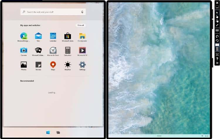 Microsoft releases SDK preview tools for it's Surface Duo dual-screen Android phone