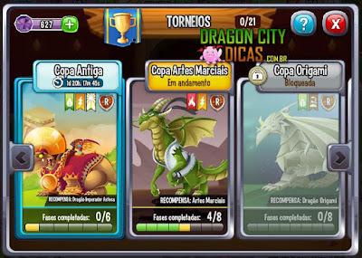 Ganhe o Dragão Imperador Asteca!