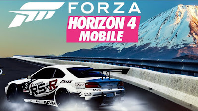 Forza Horizon 4 Mobile Apk + Obb For Android Free Download