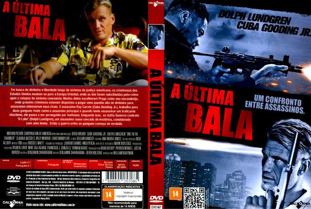 Capa DVD A Última Bala