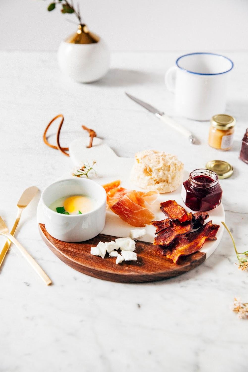 scandinavian breakfast board | hummingbird high || a ...