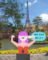 Wisata Kampung Eropa Bogor Nirwana Residence