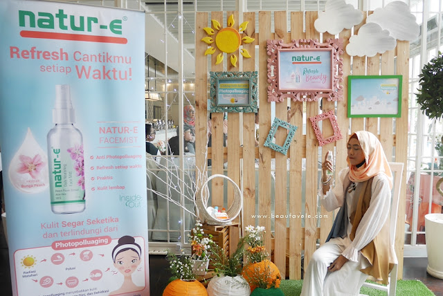 natur-e refresh beauty gathering