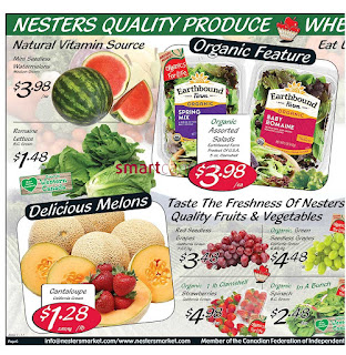 Nesters Market Flyer July 23 – 29, 2017