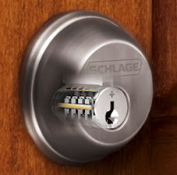 Locksmith Portland Schlage Secure Key lock
