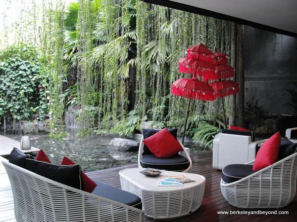 spa at Vasanti Seminyak Resort Bali