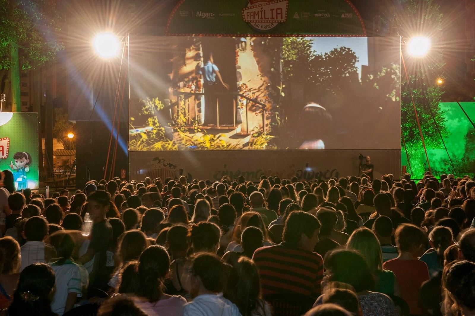 """Filme """"O Pequeno Príncipe""""sera exibido gratuitamente na Praça da  #0DBA36 1600 1066"""