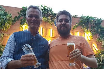 Cerveza Paulaner Martin Zuber