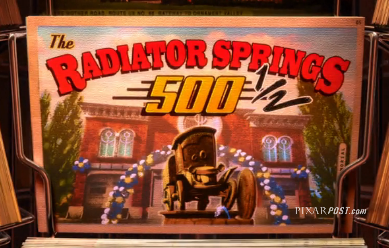Radiator Springs 500½
