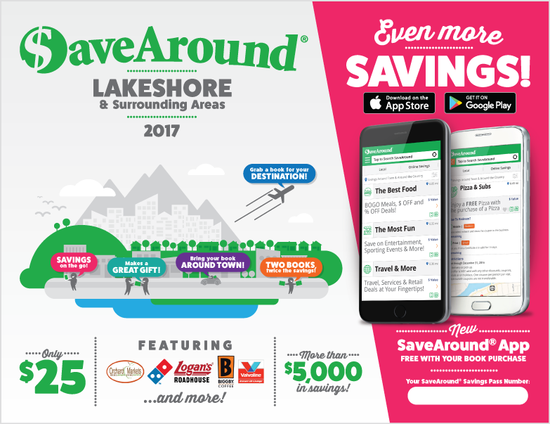 Lakeshore coupon code