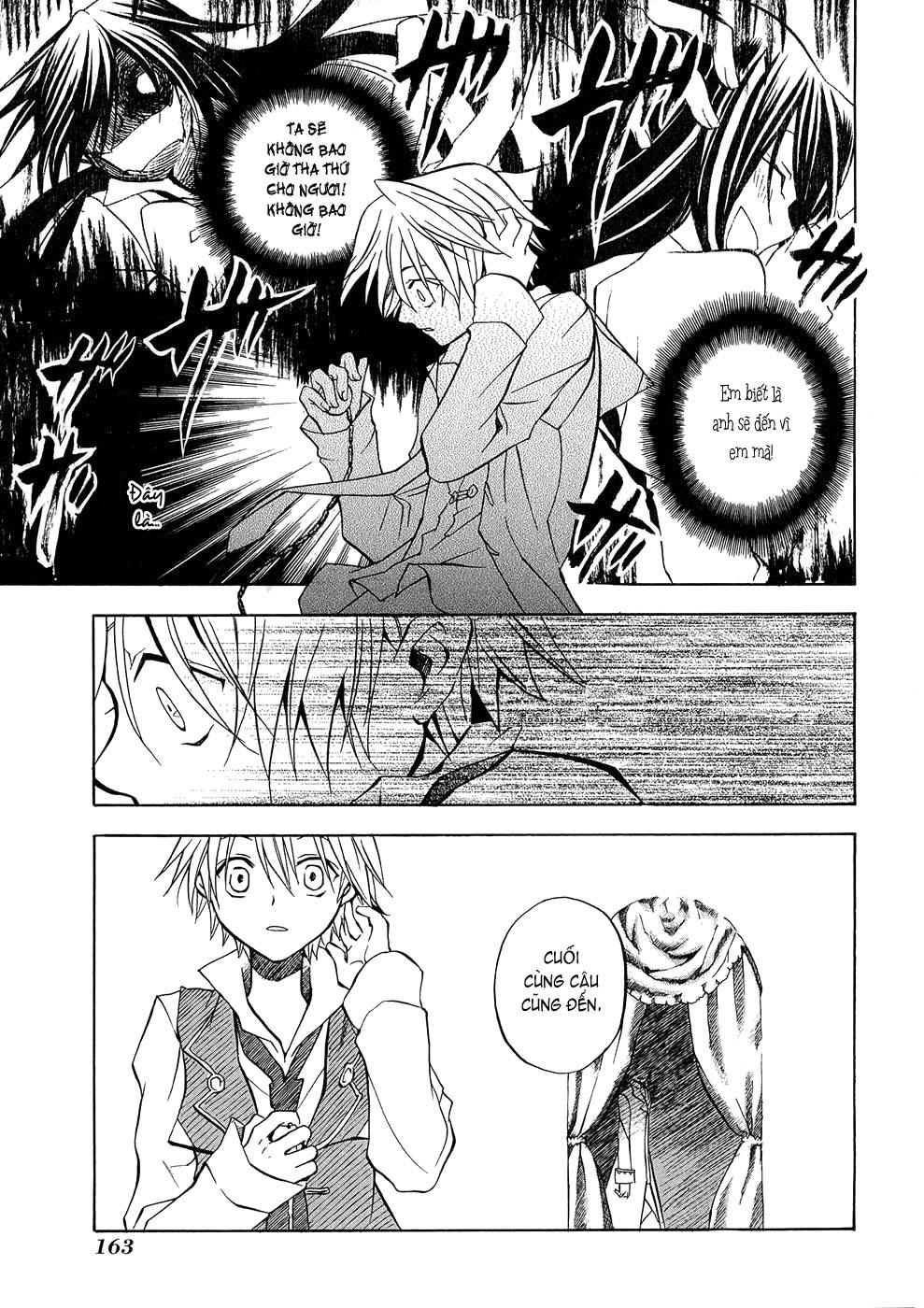 Pandora Hearts chương 004 - retrace: iv rendezvous trang 31