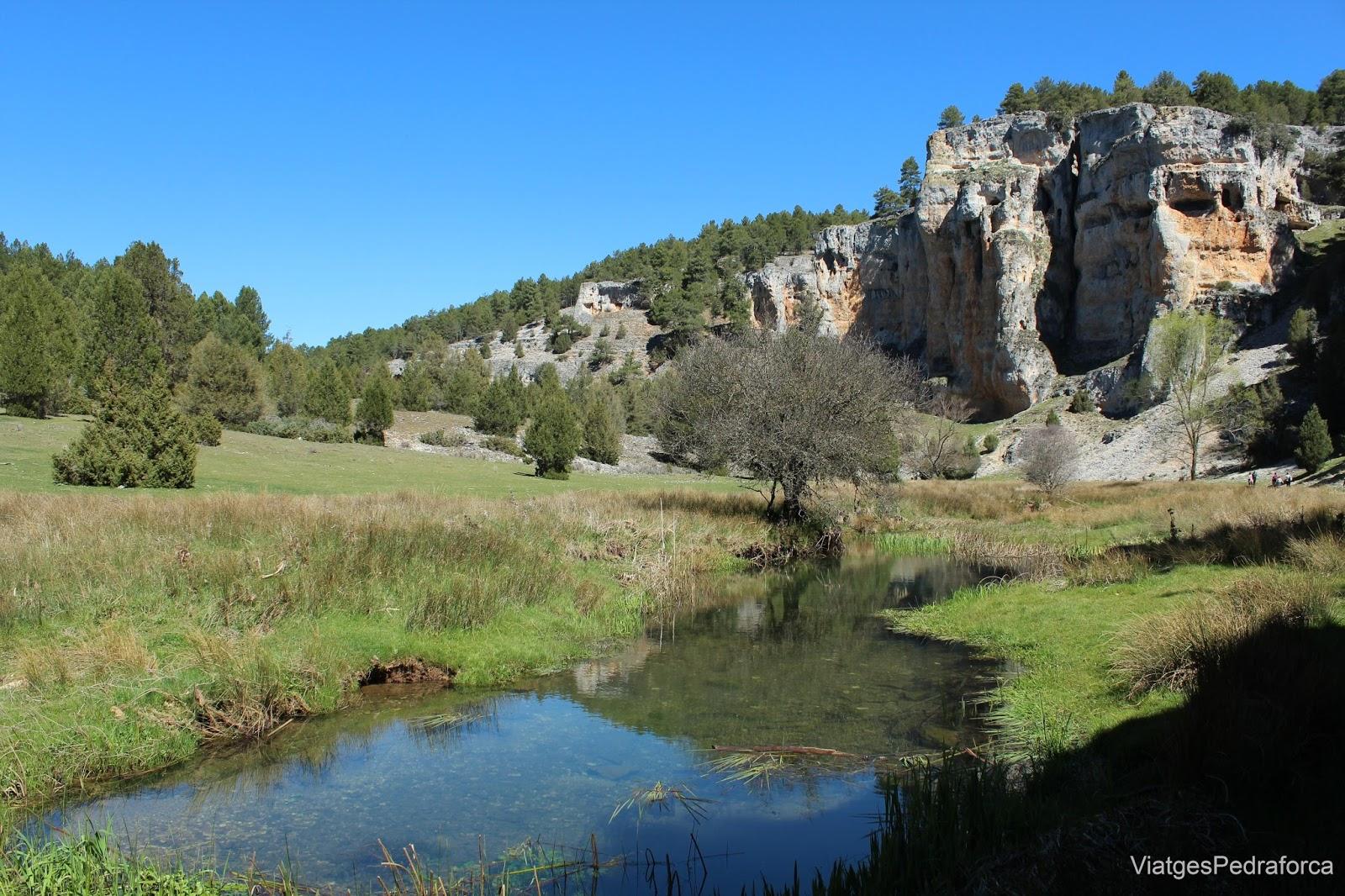 Parque natural del Cañón del Río Lobos, Soria, Castilla y León