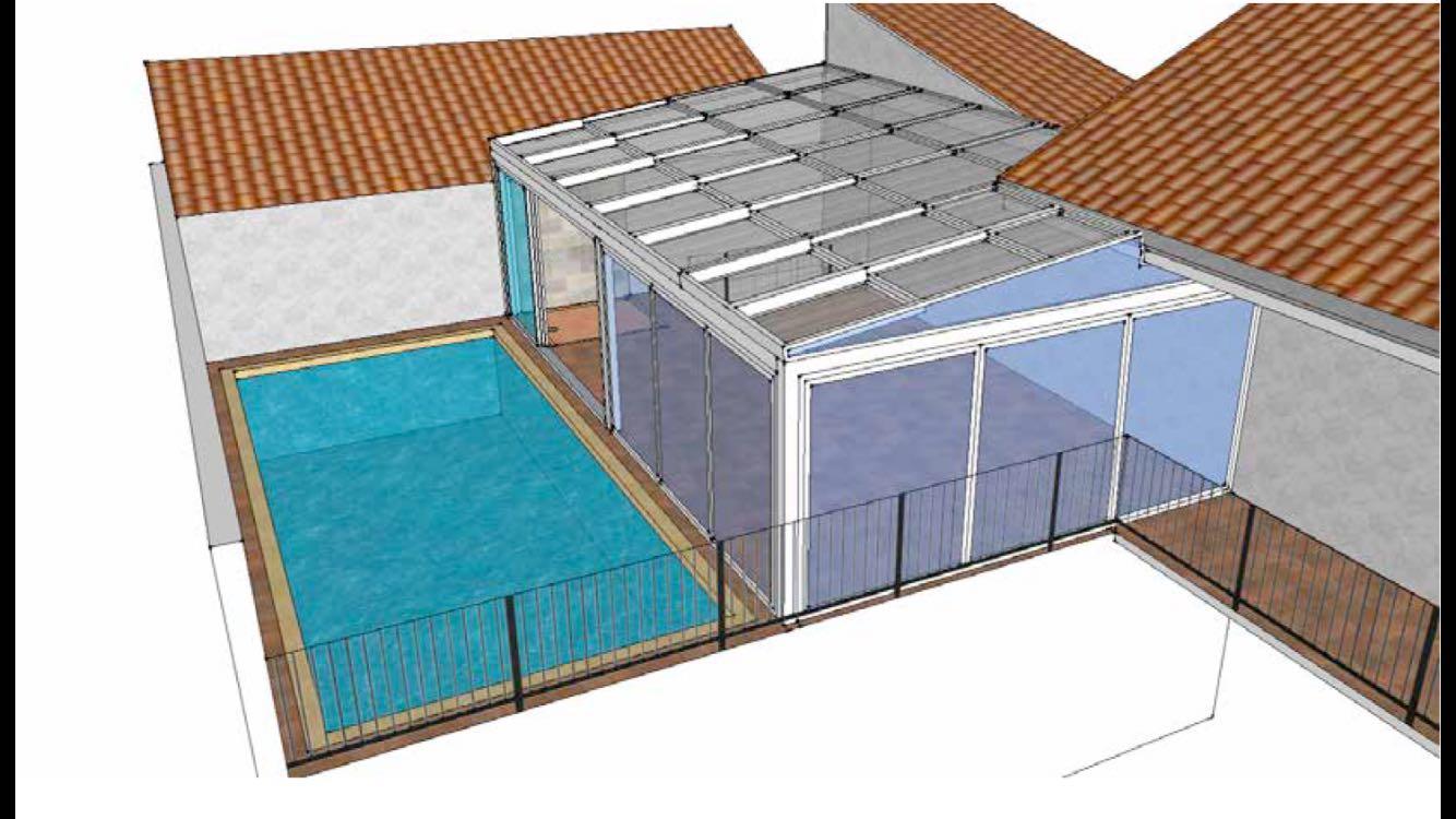Cerramientos y cubiertas para piscinas 644 34 87 47 for Cubiertas de piscinas baratas