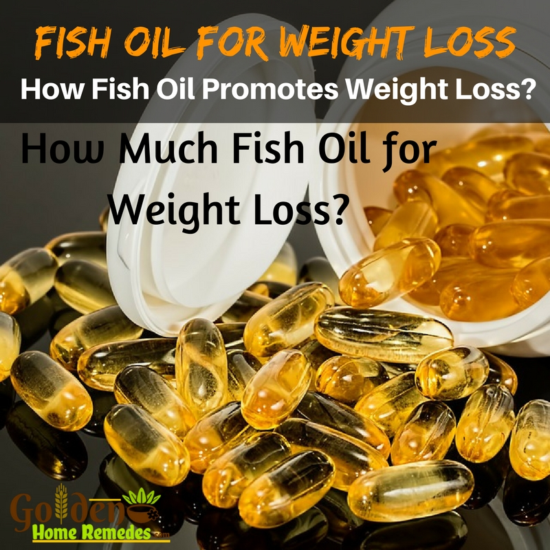 fish oil for weight loss how much fish oil for weight