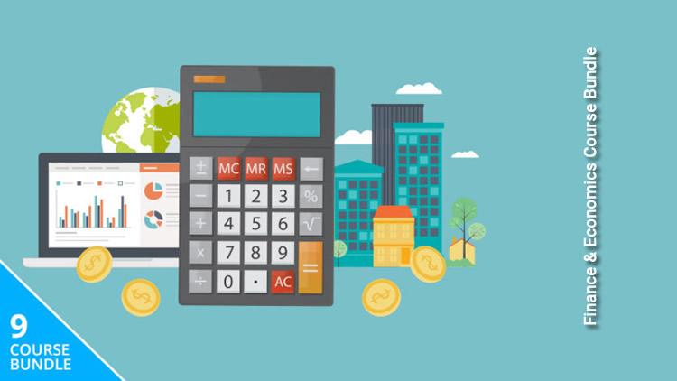 Complete Finance & Economics Course Bundle Discount