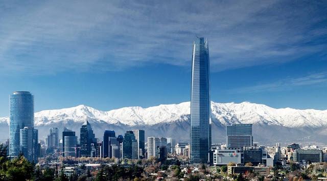 Mês de agosto em Santiago