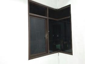 jendela kaca aluminium murah tangerang