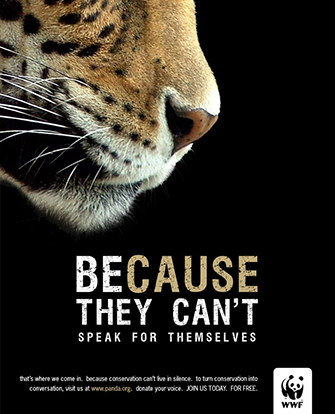 Support the WWF