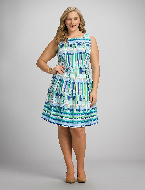 Vestidos sencillos para mujeres gorditas