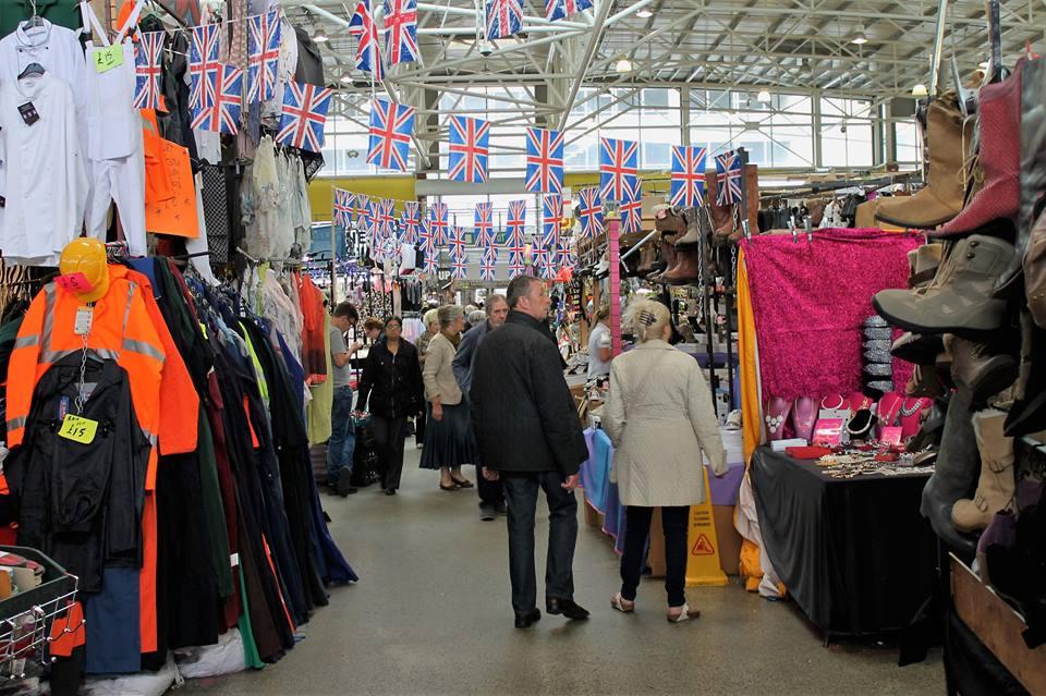 80117260c Martin Brookes Oakham Rutland England  St Martin s Market Bullring ...