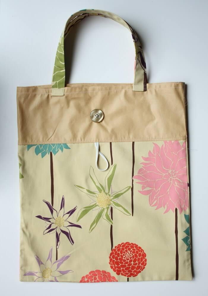 Fold Up Tote