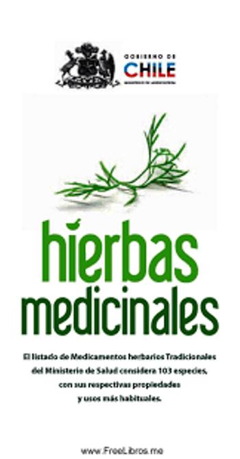 Hierbas Medicinales – Chile