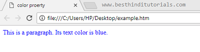 CSS-color-property-example