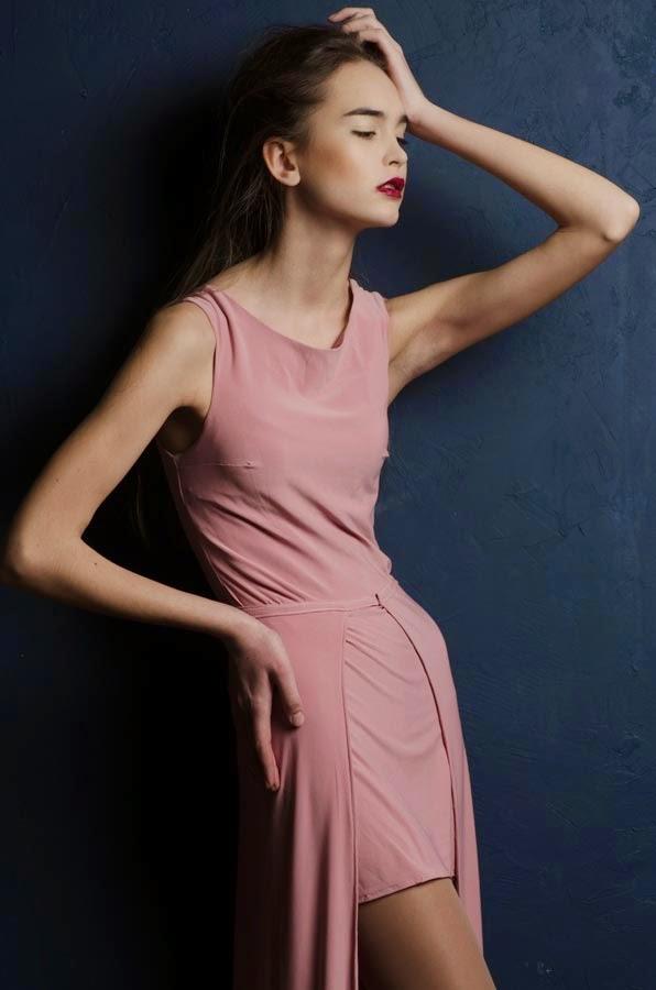 V G Model Management Diana Slabunova Test By Vlad