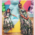 Heavily pregnant Beyonce and Blue Ivy rock matching outfits in new photos