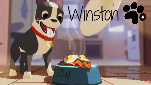 winston-feast-disney-dog