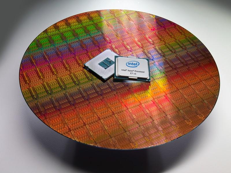 Intel新一代Xeon處理器,記憶體內運算效能提升六倍