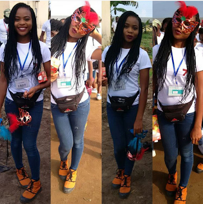 Nysc Camp Carnival; I will Never Forget