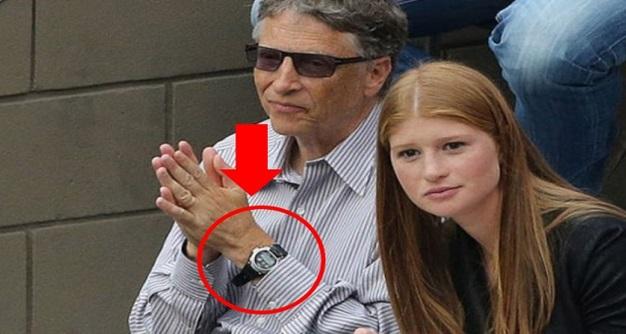 Inilah Pendedahan RAHSIA Jam Tangan Bill Gates Yang Buat Ramai TERPANA