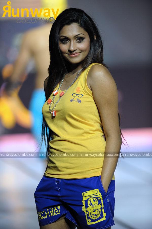 Imaya Liyanage Srilankan model and actress