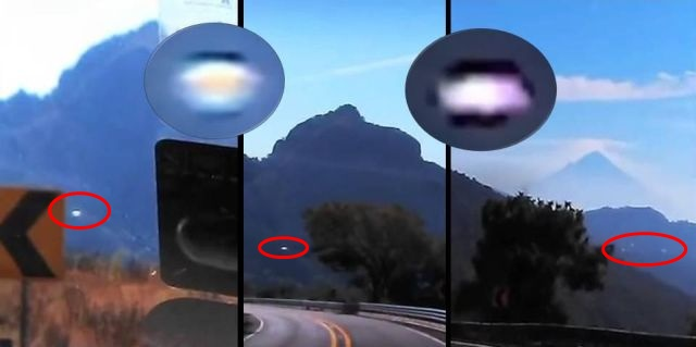 UFO News ~  Helioviewer captures massive UFO passing the Sun plus MORE UFO%2Bmexico