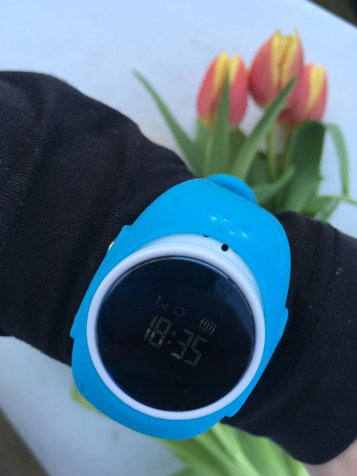 bezpieczna rodzina lokalizator dla dziecka zegarek