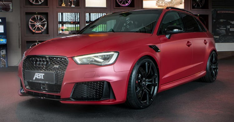 audi rs3 boosted to 443hp with the kind help of abt. Black Bedroom Furniture Sets. Home Design Ideas